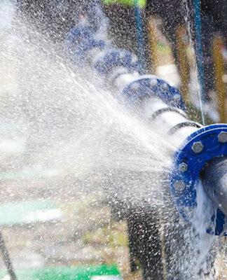 Lokalizacja wycieków wody